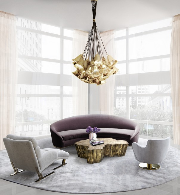 Home Decor Trends: Get the Modern American Glamour at Home home decor trends Home Decor Trends: Get the Modern American Glamour at Home Room Decor Ideas Home Decor Trends Get the Modern American Glamour at Home Luxury Interior Design Luxury Homes Home Interiors Living Room Design by KOKE