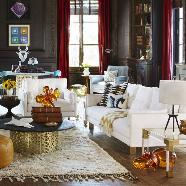Home Decor Trends Get The Modern American Glamour At Home
