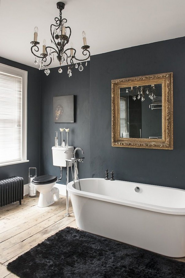dark grey and white bathroom home decor trends for 2017 get the of mineral grey 23055