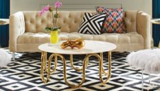home decor trends Home Decor Trends: Get the Modern American Glamour at Home modern baxter sofa fall13 jonathan adler 1 233x132