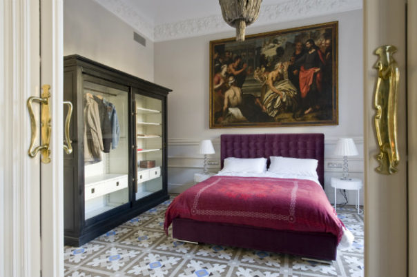 A Classic Apartment in Barcelona with a Luxury Interior Design Luxury Interior Design A Classic Apartment in Barcelona with a Luxury Interior Design Room Decor Ideas A Classic Apartment in Barcelona with a Luxury Interior Design Luxury Homes Room Decoration 10 e1473091165876