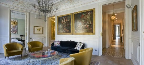 A Classic Apartment in Barcelona with a Luxury Interior Design Luxury Interior Design A Classic Apartment in Barcelona with a Luxury Interior Design Room Decor Ideas A Classic Apartment in Barcelona with a Luxury Interior Design Luxury Homes Room Decoration 8 e1473091149803