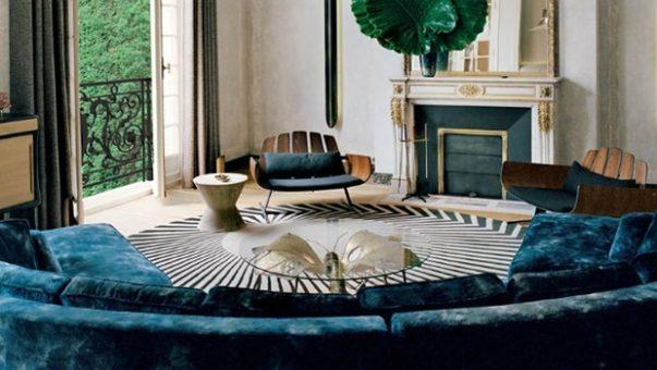Home Decor Trends 2017 Home Decor Trends 2017: Get a Pop of Color with Dusky Blue Room Decor Ideas Home Decor Trends 2017 Get a Pop of Color with Dusky Blue Living Room Design1 1 603x340
