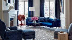 Home Interiors in Shades of Blues to Copy Next Year