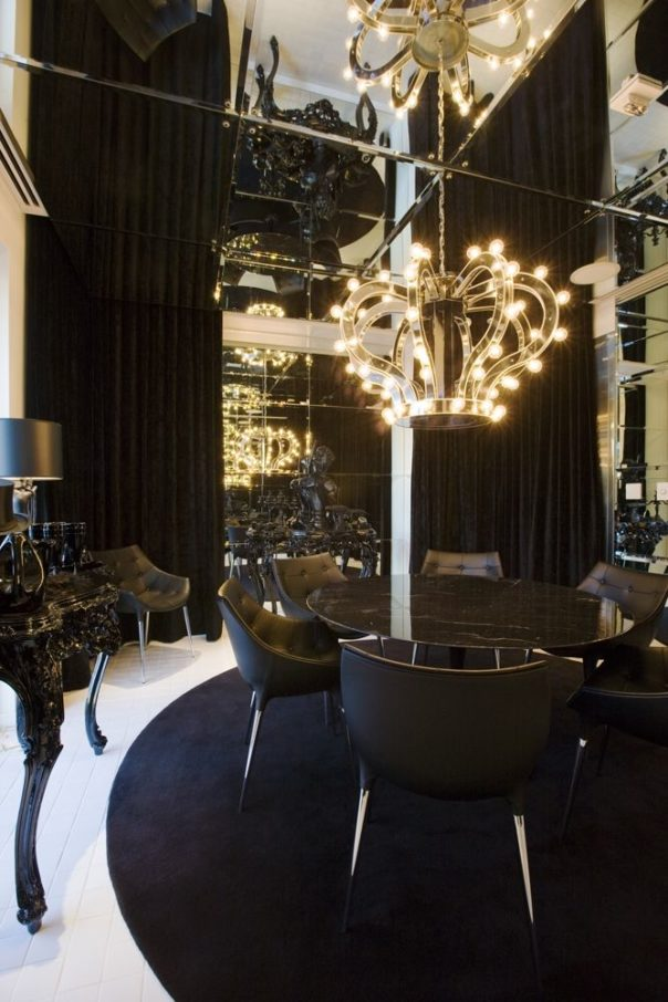 How to Combine Different Interior Design Styles like Philippe Starck