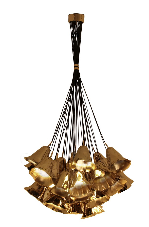 The Best Lighting Choices to Enhance a Living Room Design Living Room Design The Best Lighting Choices to Enhance a Living Room Design Room Decor Ideas The Best Lighting Choices to Enhance a Living Room Design Gia Chandelier by KOKET