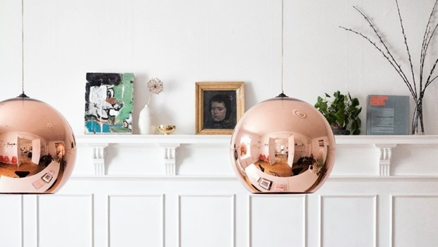 Copper for Luxury homes The Comeback of Copper for Luxury Homes Room Decor Ideas The Comeback of Copper for Luxury Homes Luxury Interior Design