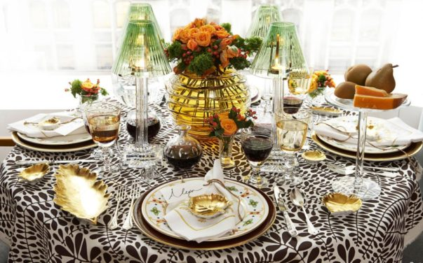 8 different ways to decorate your thanksgiving table 8 Different Ways to Decorate Your Thanksgiving Table 8 Different Ways to Decorate Your Thanksgiving Table 07 2 603x376