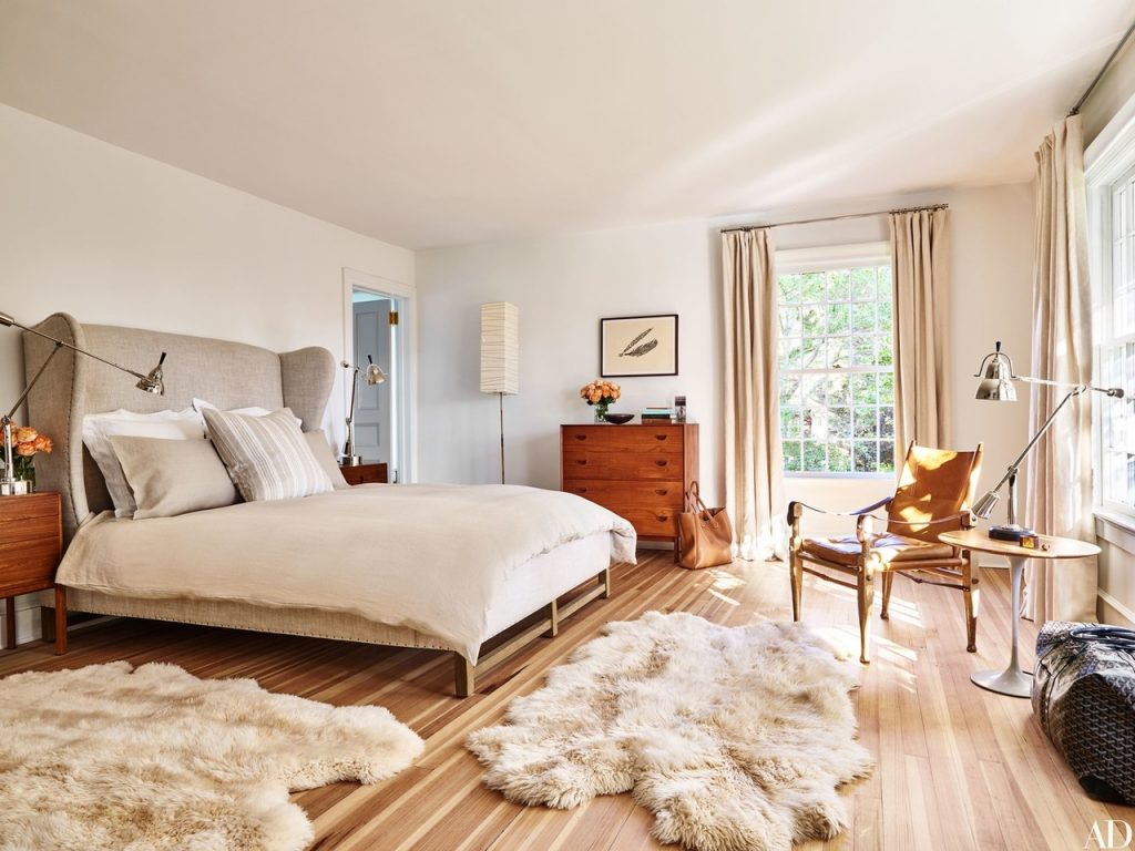 20 Best Master Bedrooms of 2016 by Architectural Digest ... on Best Master Bedroom Designs  id=12100
