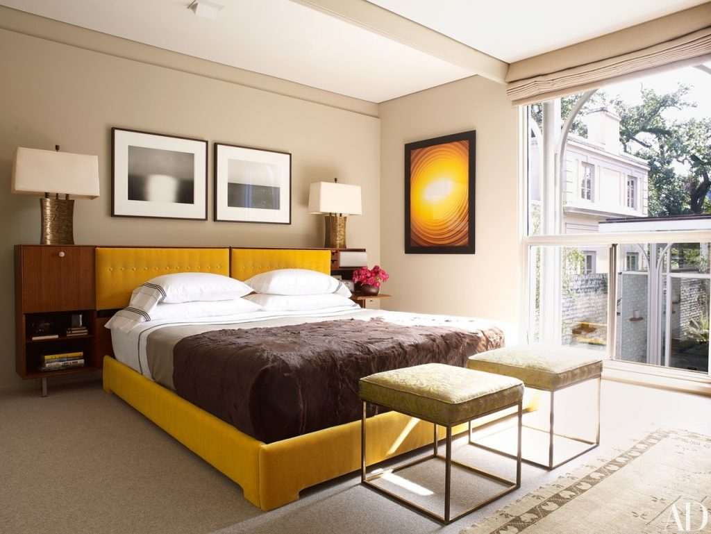 Master Bedrooms 20 Best Master Bedrooms of 2016 by Architectural Digest 10 Best Master Bedrooms of 2016 New Orleans home of architect Lee Ledbetter Easy Resize