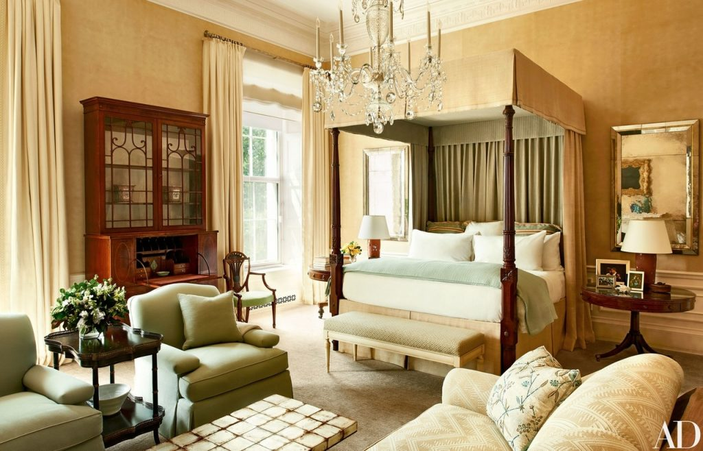 Master Bedrooms 20 Best Master Bedrooms of 2016 by Architectural Digest 10 Best Master Bedrooms of 2016 obama family white house Easy Resize