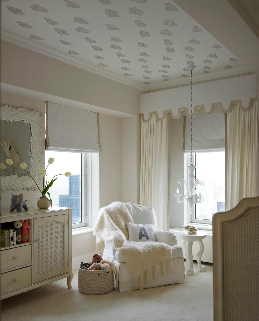 Celebrity Homes: Ivanka Trump Stylish Apartment in Manhattan Nursery