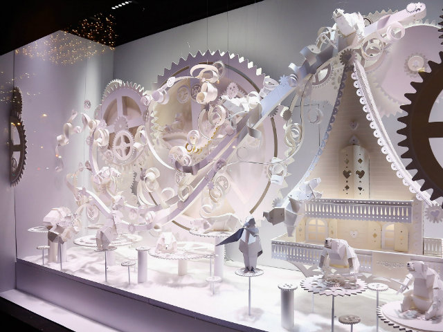 The Best Christmas Store Windows of 2016 The Best Christmas Store Windows of 2016 The Best Christmas Store Windows of 2016 09