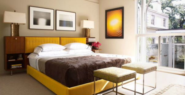Master Bedrooms 20 Best Master Bedrooms of 2016 by Architectural Digest 10 Best Master Bedrooms of 2016 Room decor Ideas 603x311