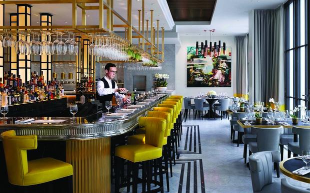 restaurant design Restaurant Design Trends for 2017 Restaurant Design 5
