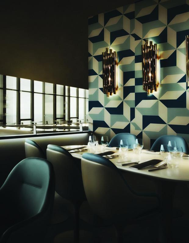 Restaurant design trends for