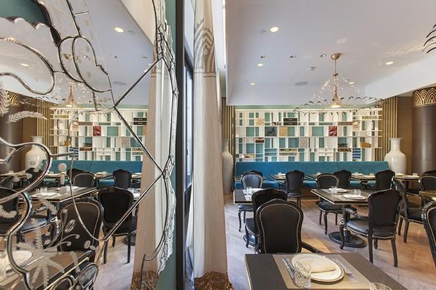 restaurant design Restaurant Design Trends for 2017 Restaurant Design Trends 3