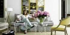 ad 100 list 2017 Top Interior Designers by AD 100 List 2017: Suzanne Kasler Top Interior Designers 2017 AD 100 Suzanne Kasler interiors 1 233x118