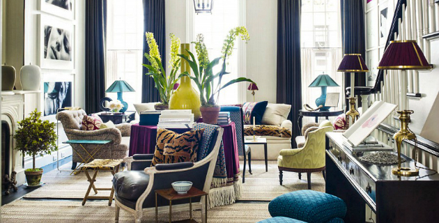 AD 100 List 2017 Top Interior Designers by AD 100 List 2017: Bilhuber and Associates Top Interior Designers by AD 100 List 2017 Jeffrey Bilhuber and Associates celebrity homes