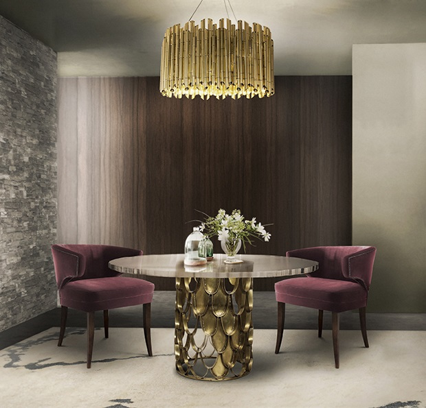 Most Wanted Trends for 2017 dining room 2017 Most Wanted Trends for a Dining Room 2017 dining room decorating ideas 1