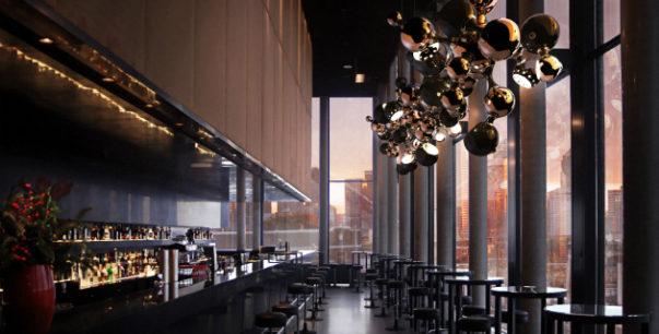 restaurant bar design Celebrate Restaurant Bar Design with Trends 2017 restaurant bar designs 4 featured 1 603x306