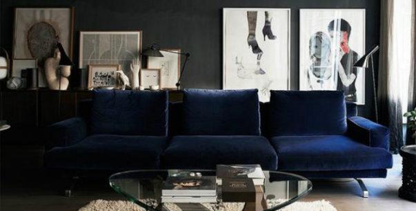 blue rooms design The Best Blue Rooms Design Ideas 0c6e836068439c23f39b2fe780672908 603x306