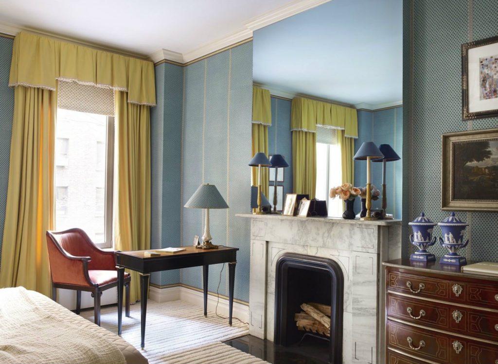 blue rooms design The Best Blue Rooms Design Ideas The Best Blue Rooms Design Ideas 15