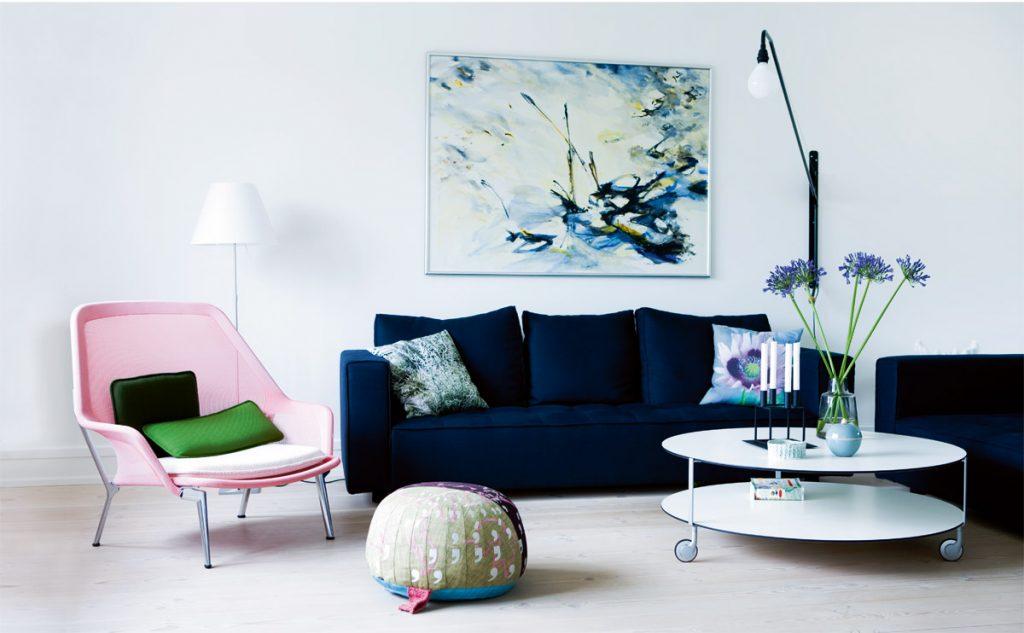 blue rooms design The Best Blue Rooms Design Ideas The Best Blue Rooms Design Ideas 18