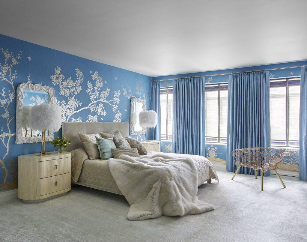blue rooms design The Best Blue Rooms Design Ideas The Best Blue Rooms Design Ideas 8 1