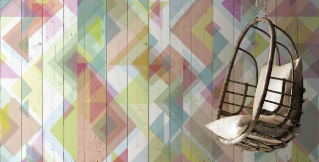 removable wallpaper Removable Wallpapers to Update Your Style at Home The Best Wallpaper Design Trends for 2017 bold colors