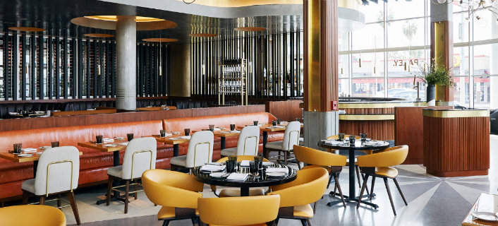 Art Decor Glamour The hottests Art Decor Glamour Restaurants in LA The hottests Art Decor Glamour Restaurants in LA22 2