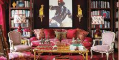 maximalist interiors Maximalist Interiors the New Trend on Home Decor Maximalist Trend 1111 233x117