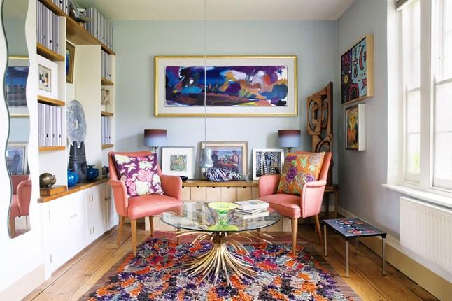maximalist interiors Maximalist Interiors the New Trend on Home Decor Maximalist Trend 13