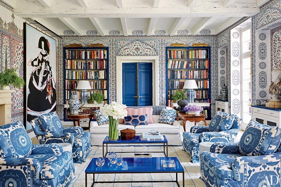maximalist interiors Maximalist Interiors the New Trend on Home Decor Maximalist Trend 2