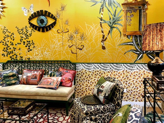 maximalist interiors Maximalist Interiors the New Trend on Home Decor Maximalist Trend 8