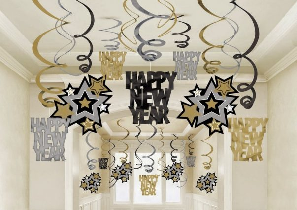 new year's eve Crucial Party Decoration Tips For New Year's Eve 2017! 2A Few New Year   s Eve D  cor Inspirations and ideas For Your Party 603x426