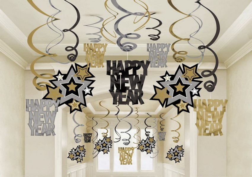 new year's eve Crucial Party Decoration Tips For New Year's Eve 2017! 2A Few New Year   s Eve D  cor Inspirations and ideas For Your Party