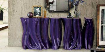 5 Vibrant Purple Room Décor Ideas For Your Consideration