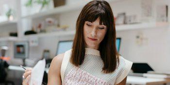 Imm Cologne 2018 Meet the Fabulous Interior Designer Luci Koldova