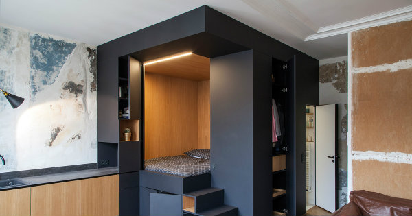 Be Amazed by This Luxury Bedroom Design by Batiik Studio