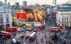 Lose Yourself in Piccadilly Circus with this Luxury Furniture Family