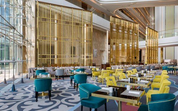 Meet The Hilton Astana, a Luxury Hotel Furnished by Brabbu  Hilton Astana Meet The Hilton Astana, a Luxury Hotel Furnished by Brabbu Meet The Hilton Astana a Luxury Hotel Furnished by Brabbu 1