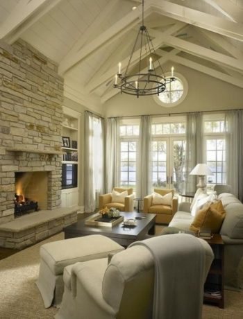 Living Room Designs 20 Lovely Living Rooms with Gorgeous Fireplaces Room Decor Ideas Room Ideas Room Design Living Room Living Room Design Living Room Ideas Fireplace Fireplace Decorating Ideas 11 640x841 350x460