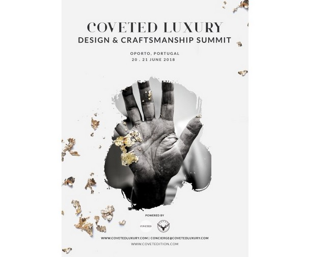 You Can't Miss the CovetED Luxury Design & Craftsmanship Summit 2018 Luxury Design You Can't Miss the CovetED Luxury Design & Craftsmanship Summit 2018 You Cant Miss the CovetED Luxury Design Craftsmanship Summit 2018 1