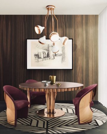 Interior Design Trends 2019: A Dining Room Design That Lasts Ages