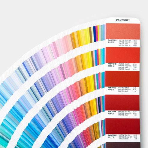 Fall 2018 Colour Trends The Pantone Fall 2018 Colour Trends Are Here! 2 gp1601n pantone pms formula guide coated uncoated 4 2 493x493