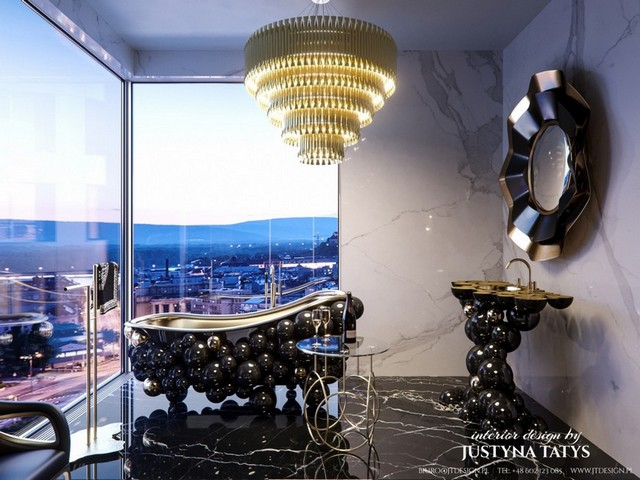 Designer Justyna Tatys Unveils a One of a Kind Suite Project in Poland