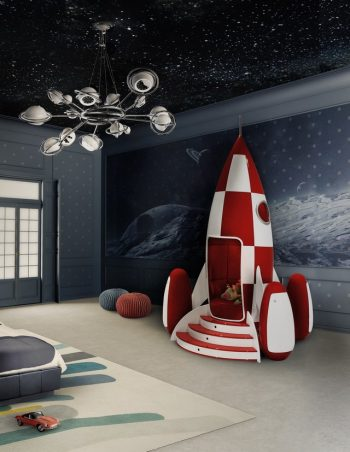 Kids Bedroom Decor: Add some Cosmic Fantasy with Rocky Rocket