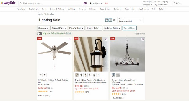 Online Lighting Stores The Best Online Lighting Stores That Offer Luxury Pieces with Discount The Best Online Lighting Stores That Offer Luxury Pieces with Discount 5