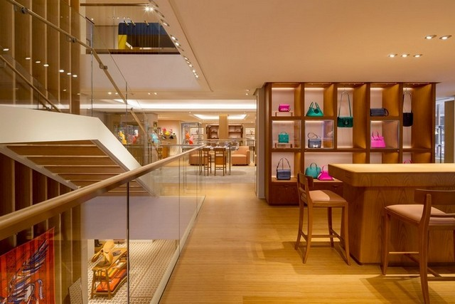 Hong Kong Welcomes New Hermès Store by Studio RDAI